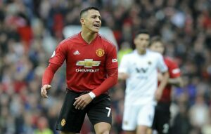 Man Utd spent $26 million per goal of Sanchez