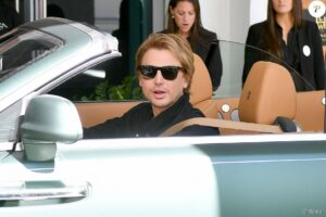 Kim Kardashian: his BFF Jonathan Cheban robbed, his mother threatened with a weapon