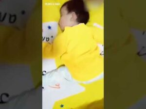Weird baby sleeping positions that will make you laugh!