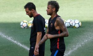 Messi invited Neymar to Man City – NixTimes