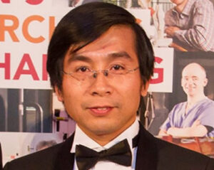 Vietnamese scientist is the President of 6G network research in the UK
