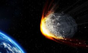Meteors wider than 2 soccer fields are about to fly over the Earth