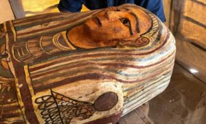 Egypt discovered 14 more 2,500-year-old coffins