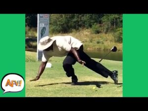 Get Ready for GRASS STAINS! 😅😂   Funny Fails   AFV 2020